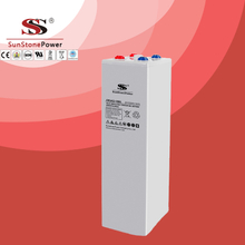 OPzV Battery 2V1500ah Long Life Deep Cycle Tubular Gel Solar Battery