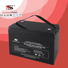 Solar Battery Deep Cycle Battery 6v 160ah AGM Lead Acid Battery