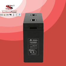 UCG series 2V 800AH Solar GEL battery Deep cycle battery Solar Control system Battery