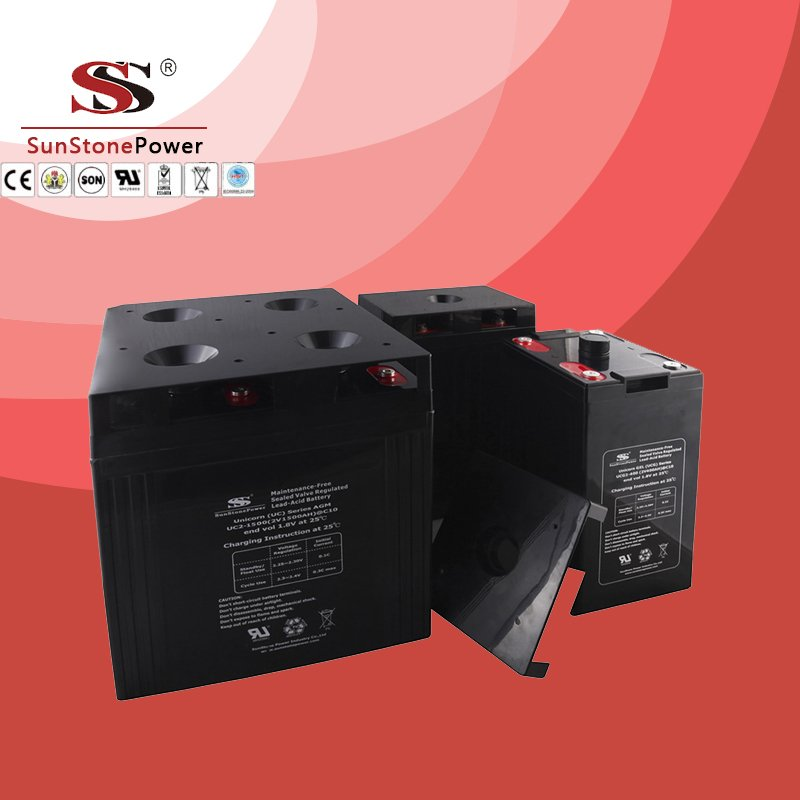 Hot sell UCG series Solar GEL battery Deep cycle battery Solar Control system Battery