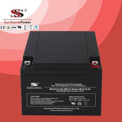 Deep Cycle 12V24AH Gel Lead Acid Solar Battery