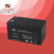 SPT Series 12V7.5AH Sealed Maintenance Free VRLA/SLA AGM Battery for UPS