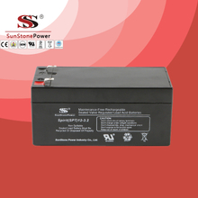 SPT Series 12V3.2AH Sealed Maintenance Free VRLA/SLA AGM Battery for UPS