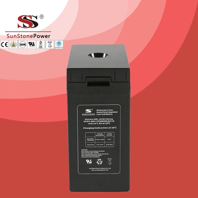 UCG series 2V 600AH Solar GEL battery Deep cycle battery Solar Control system Battery