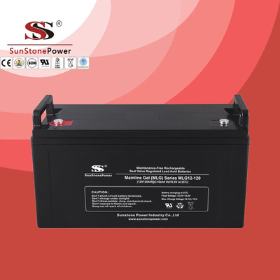 Deep Cycle 12V 120AH Gel Lead Acid Solar Battery