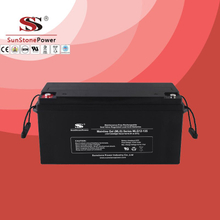 Deep Cycle 12V 135AH Gel Lead Acid Solar Battery