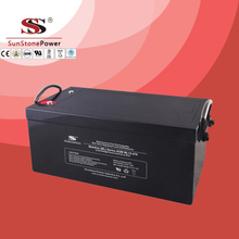 Solar Battery Deep Cycle Battery 12v 270ah AGM Lead Acid Battery