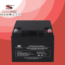 Deep Cycle 12V40AH Gel Lead Acid Solar Battery