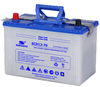 JIS Standard Dry Charged Car Battery SCD 12V 70AH