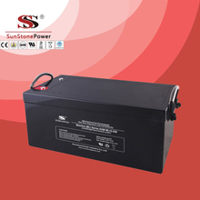 Solar Battery Deep Cycle Battery 12v 250ah AGM Lead Acid Battery