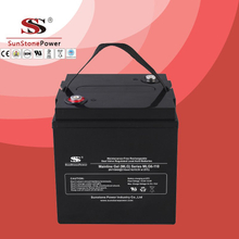 Deep Cycle 6V110AH Gel Lead Acid Solar Battery