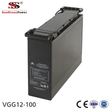 Sunstone Power 12V 100AH Front access GEL Deep cycle battery